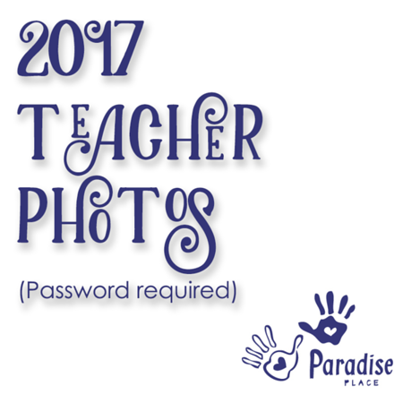 2017 Teacher Headshots