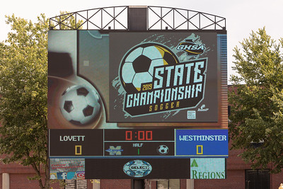 Girls Soccer State Championship May 17, 2019