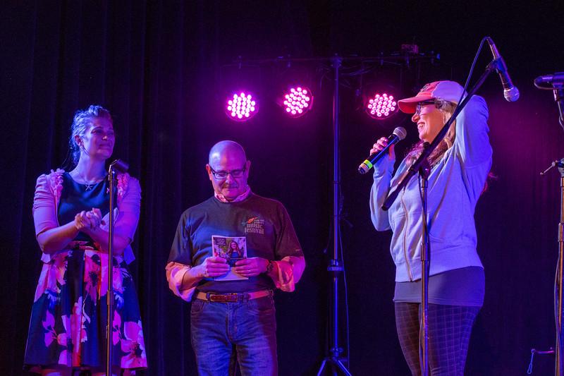 Cape Cod Women's Music Festival 2018 (Photo Credit: Michael & Suz Karchmer)
