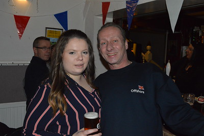 60th Birthday Con Club Tonbridge  22 3 2019
