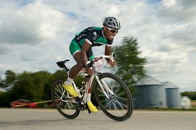 Cycling Club 2011 TT #1