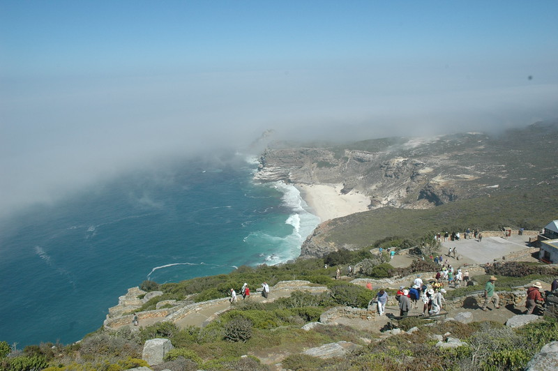 Cape Point - Leslie Rowley
