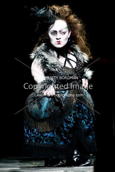 Cirque Berzerk 2011