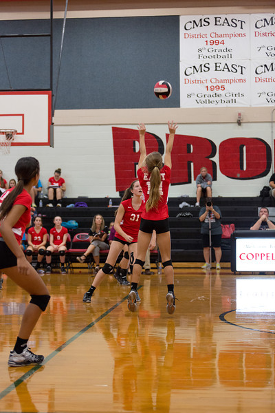 Coppell East 8th Girls 19 Sept 2013 100.jpg