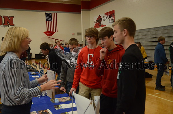 10-11 College Fair