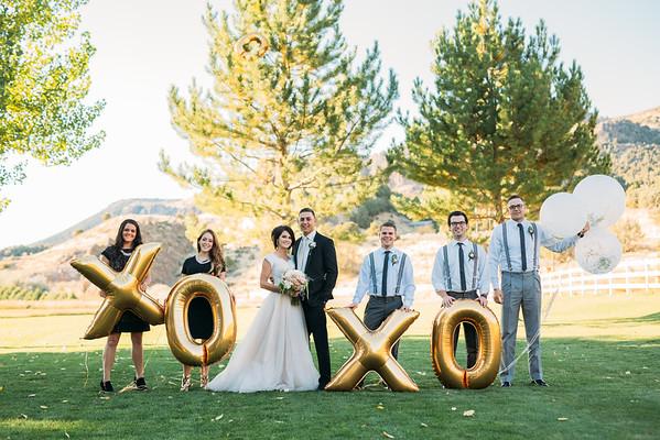 Kaesi & Brayden Wedding Day