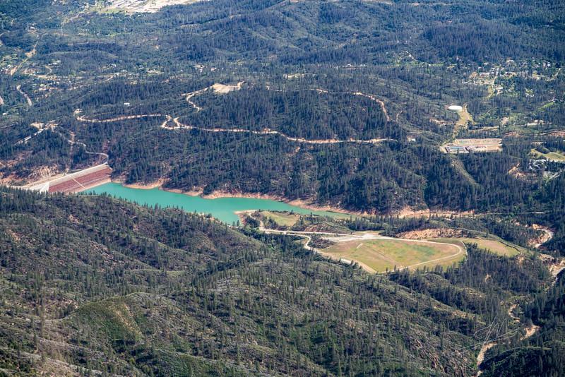 Spring Creek Reservoir, 2017-05-07