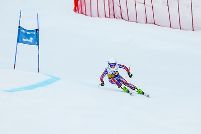 Super G -  Womens Race Two