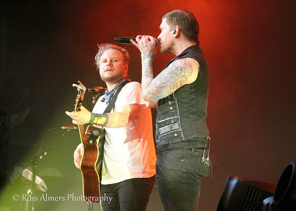 Shinedown House of Blues Myrtle Beach 2019