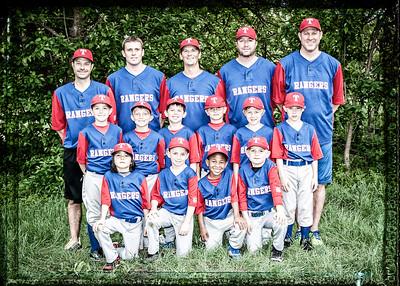2015 Rangers Team/Individual Pics