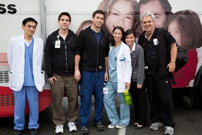 November 30,2012 with Maggie,Lauren,and John