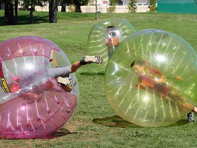 Bubble Soccer 2017