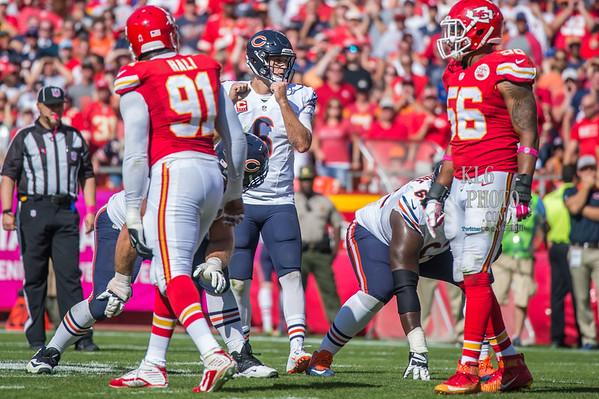 Chicago Bears vs Kansas City Chiefs 10/11/15