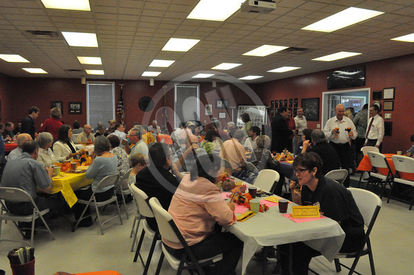 10-23-2012 Newcomers Party 2012