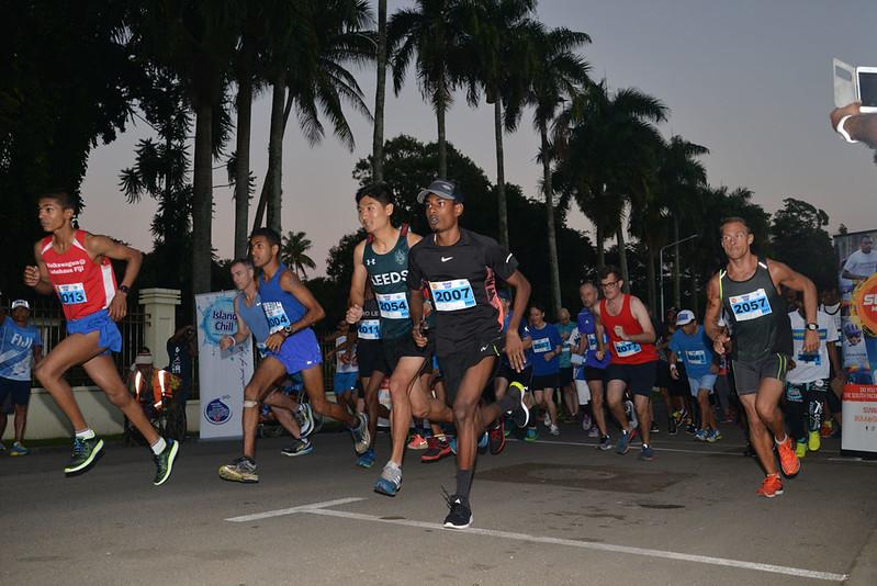 Suva Marathon July 22nd 2017