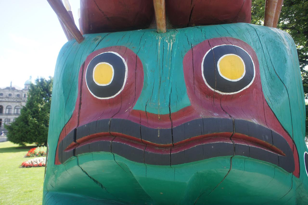 Totem in BC