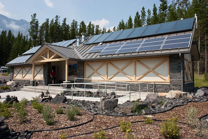 Solar Restrooms