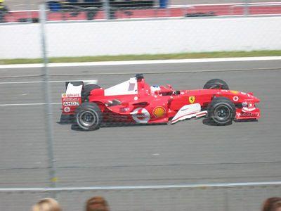 F1 Montreal - 2004
