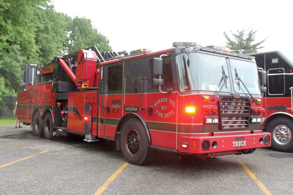 Monroe Fire Department  - CT