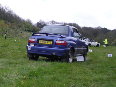 Cross Trophy Trial Dundry 23 April 2012