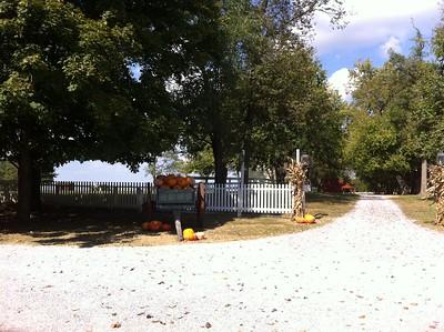 Shaker Village, Pleasant Hill, KY 2014