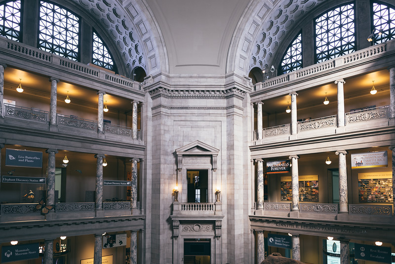 National Museum of Natural History Great Hall