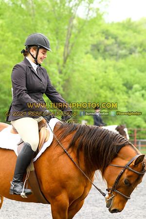 Jr. 13-18 English Equitation 05/23/21