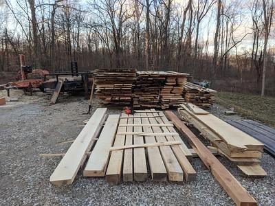 Sawmilling 2020