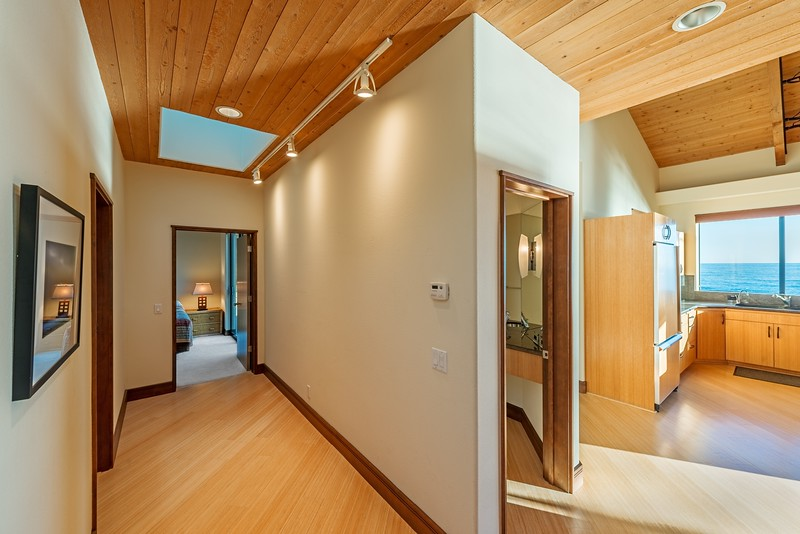 Hall to Guest Room
