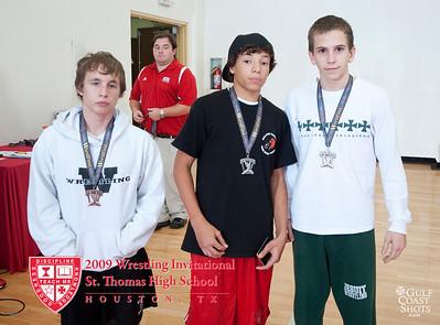 2009-11-21 Wrestling STH meet - Awards
