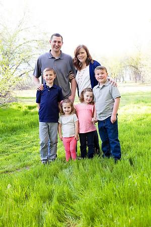 Bingham Family 2016