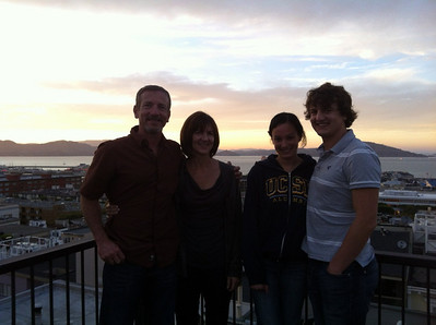 2011-10-14 San Francisco with Adam & Rebecca