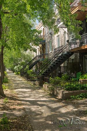 Montréal la ville - Montreal the city