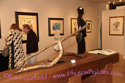 Christian's Gallery Show with Danny Stern 12/6/13