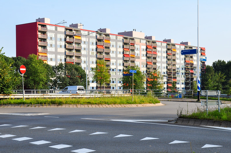 Social housing in Eindhoven