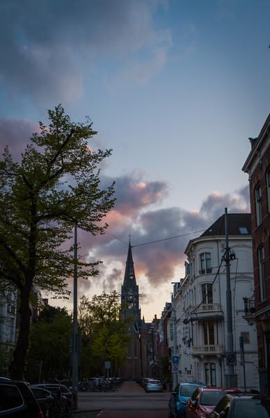 Amsterdam Vondelpark 2017