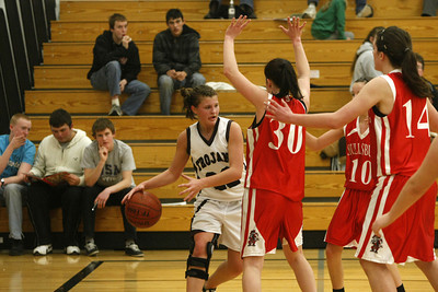 North Crawford vs Schullsburg GBB1011