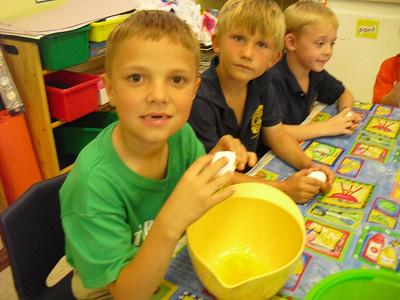 PreK, Kindergarten, & First Grade Celebrate Dr. Seuss' Birthday