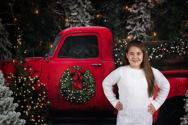 M | Christmas Mini