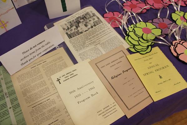 Sunday School 80th Anniversary Celebration