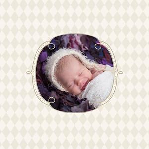 Charlize newborn