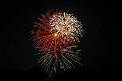 2016 Fireworks Monroe