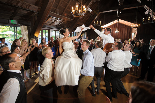 The Hora - Chair Dance