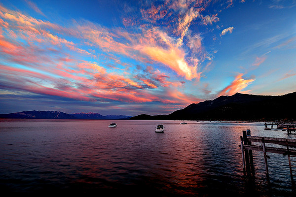 Lake Tahoe Landscapes