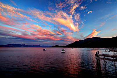 Lake Tahoe Landscapes