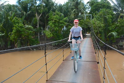2015 Mekong Delta Home Stay