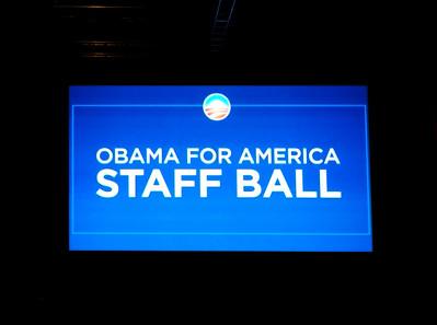 OfA Staff Ball