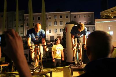 Rennradrollenrennen