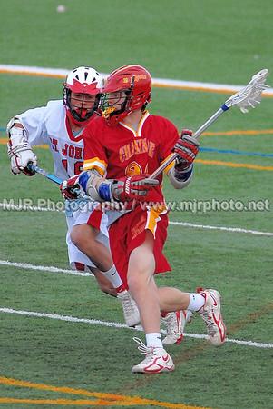 Lacrosse, Boys H.S. Varsity, St John's Vs Chaminade, 04-26-07
