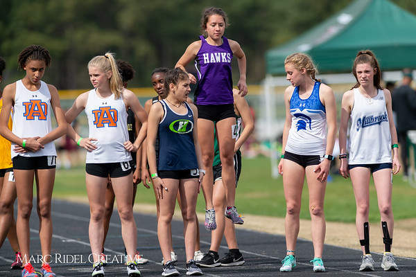 Wake County Track and Field Championships at Green Hope High School. March 30, 2019. D4S_9670